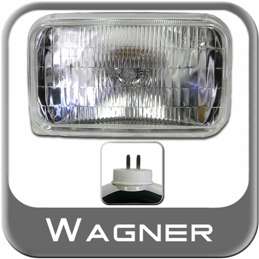 Wagner Lighting H4703 Headlight Bulb Halogen Bulb