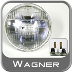 Wagner Lighting H5001 Headlight Bulb Halogen Bulb Sold Individually #H5001