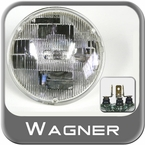 Wagner Lighting H5006 Headlight Bulb Halogen Bulb Sold Individually #H5006
