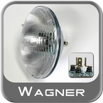 Wagner Lighting H6024 Headlight Bulb BriteLite Xenon Sold Individually #H6024BL