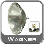 Wagner Lighting H6024 Headlight Bulb Halogen Bulb Single Bulb Sold Individually #H6024