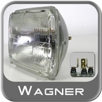 Wagner Lighting H6054 Headlight Bulb BriteLite Xenon Sold Individually #H6054BL