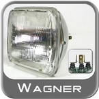 Wagner Lighting H6054 Headlight Bulb Halogen Bulb Sold Individually #H6054