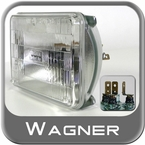 Wagner Lighting H6545 Headlight Bulb BriteLite Xenon Sold Individually #H6545BL