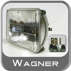 Wagner Lighting H6545 Headlight Bulb Halogen Bulb Sold Individually #H6545