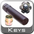 Wheel Lock Keys, Lug Nut Keys & Removers