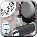 Wheel Locks, Lug Nuts, Wheel Covers & Accessories