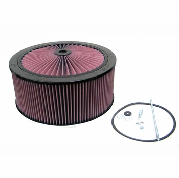 X-Stream Air Filter Cleaner Top Assembly Sold Individually K&N #kn-66-3100