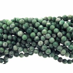 4mm China Jade Round Beads