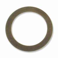 Antiqued Brass 16mm Flat Ring Link (20PK)