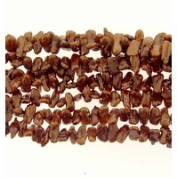 BIWI Copper 9-10mm Side Drilled Pearl Strand
