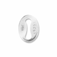 Silver Filled Quality Tag .925 10SF  (10PK)