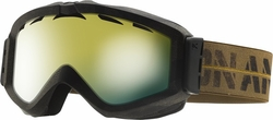 (Sale!!!) Anon Figment Goggles<br>Infantry/Gold Chrome