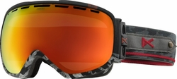 (Sale!!!) Anon Optic Insurgent Snow Goggles<br>Legion/Red Solex