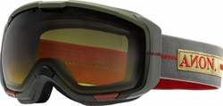 (Sale!!!) Anon Optic M1 Snow Goggles<br>Union/Yellow Gradient