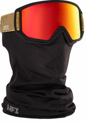 Anon Optic Relapse MFI Snow Goggles<br>High Cascade Topo/Red Solex