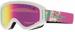 (Sale!!!) Anon Optic Tracker Snow Goggles<br>Sweettooth/Pink Amber