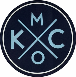 KCMO Sticker Pack - Assorted Colors