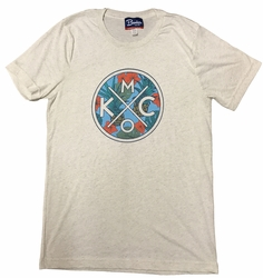 Bunkermade KCMO Men's T-Shirt<br>Tropical