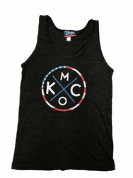 BunkerMade KCMO Unisex Tank Top<br>USA