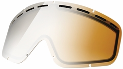 Electric Cylindrical Goggle Lens
