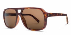 Electric Dude Sunglasses<br>Mate Tort/OHM Bronze
