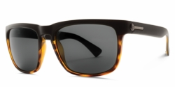 Electric Knoxville Sunglasses<BR>Darkside Tort/OHM Grey