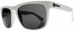 (Sale!!!) Electric Knoxville Sunglasses<br>Gloss White/Melanin Grey