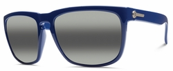 (Sale!!!) Electric Knoxville XL Sunglasses<br>Alpine Blue/Melanin Grey Bi-Gradient