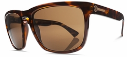 Electric Knoxville XL Sunglasses<br>Tortoise Shell/Melanin Bronze