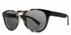 Electric Nashville XL Sunglasses<br>Burnt Tort/OHM Grey Polarized