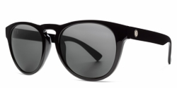 Electric Nashville XL Sunglasses<br>Gloss Black/OHM Grey