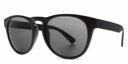 Electric Nashville XL Sunglasses<br>Matte Black/OHM Grey