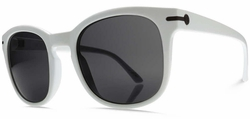(Sale!!!) Electric Rip Rock Sunglasses<br>Gloss White/OHM Grey
