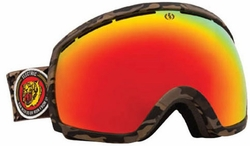 Electric Visual EG2 Snow Goggles<br>Combat Camo/Bronze Red Chrome