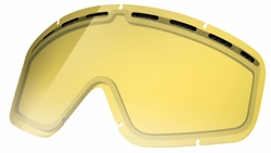(Sale!!!) Electric Visual Rig Spare Lens<br>Yellow