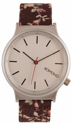Komono Wizard-Print Series Watch<br>Roseberry