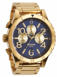 Nixon 48-20 Chrono Watch<br>Mens