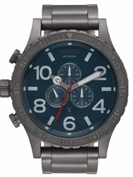 Nixon 51-30 Chrono Watch<BR>Mens