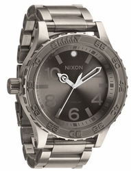 (SALE!!) Nixon 51-30 TI Watch<br>Titanium