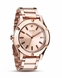 (SALE!!!) Nixon Camden Watch<br>All Rose Gold