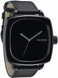 Nixon Ceramic Shutter Watch<br>Ladies