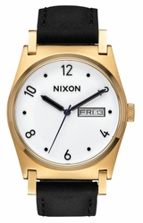 Nixon Jane Leather Watch<br>Ladies