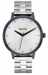 Nixon Kensington Watch<br>Navy/Silver