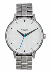 Nixon Kensington Watch<br>Silver/Antique