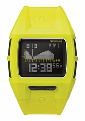 Nixon Lodown S Watch<br>Neon Yellow