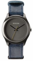 Nixon Mod Leather Watch<br>Ladies