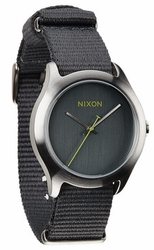 (SALE!!!) Nixon Mod Watch<br>Charcoal