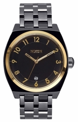 (Sale!!!) Nixon Monopoly Watch<br>Gun n Gold