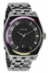 (Sale!!!) Nixon Monopoly Watch<br>Gunmetal/Multi
